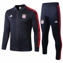 Conjunto de Treino Bayern de Munique 2019 2020 Training Suit Blue