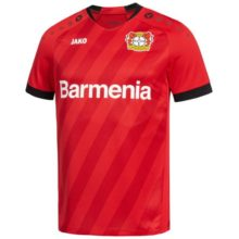 Camisa Bayer 04 Leverkusen 2019 2020 Home (Uniforme 1)